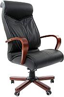 Кресло офисное Chairman 420 WD (черный) -
