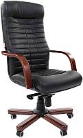 Кресло офисное Chairman 480WD (черный) -