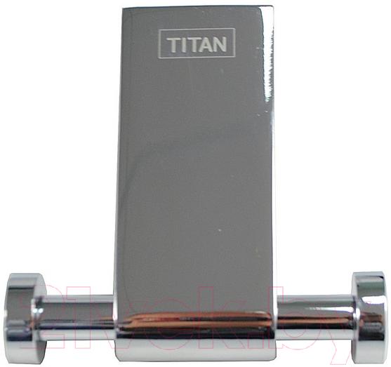 Крючок для ванны TITAN