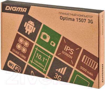 Планшет Digma Optima 1507 8GB 3G / TS1085MG (белый)
