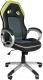 Кресло офисное Everprof Drive (черный/зеленый) -