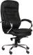 Кресло офисное Everprof Valencia PU (черный) -