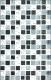 Декоративная плитка М-Квадрат Таурус 2 Мозаика 341591 (400x250, черный) -