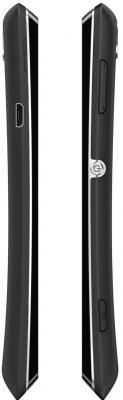 Смартфон Sony Xperia L (C2105) Black - вид сбоку