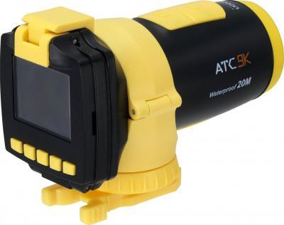 Экшн-камера Oregon Scientific ATC9K - дисплей