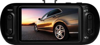 Автомобильный видеорегистратор Hyundai H-DVR16HD - дисплей