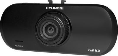Автомобильный видеорегистратор Hyundai H-DVR16HD - общий вид