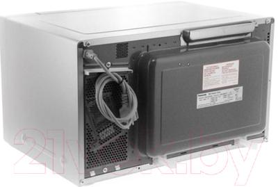 Микроволновая печь Panasonic NN-GD692MZPE - вид сзади