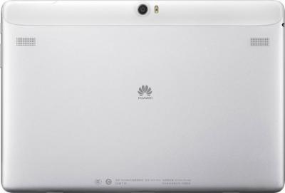 Планшет Huawei MediaPad 10 FHD 8GB (S10-101u White) - вид сзади