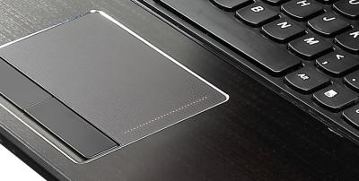 Ноутбук Lenovo IdeaPad G580 (59359893) - тачпад