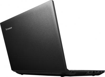 Ноутбук Lenovo IdeaPad B590 (59368401) - вид сзади