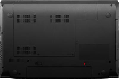 Ноутбук Lenovo IdeaPad B590 (59368402) - вид снизу