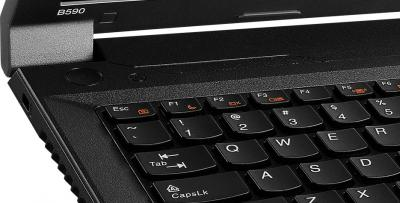 Ноутбук Lenovo IdeaPad B590 (59368402) - клавиатура