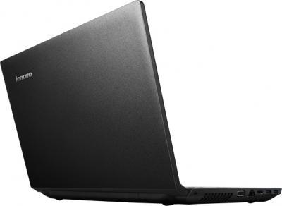 Ноутбук Lenovo IdeaPad B590 (59368402) - вид сзади