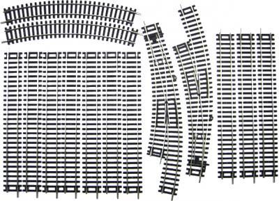 Элемент железной дороги Piko Набор путей E (55340) - общий вид