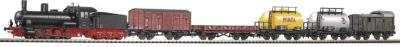 Железная дорога детская Piko Паровоз с грузовым составом (57120) - общий вид