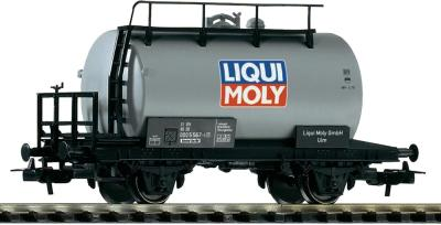 Элемент железной дороги Piko Вагон-цистерна Liqui Molly DB IV (57775) - общий вид