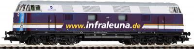 Элемент железной дороги Piko Дизельлокомотив BR 205 InfraLeuna (59581) - общий вид