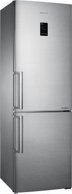 Холодильник с морозильником Samsung RB30FEJNCSS - общий вид