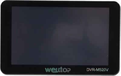 GPS навигатор Welltop DVR-M520V - общий вид