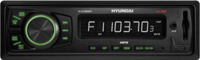Бездисковая автомагнитола Hyundai H-CCR8091 - общий вид