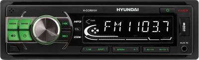 Бездисковая автомагнитола Hyundai H-CCR8101 - общий вид