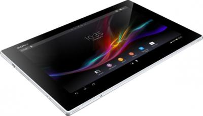 Планшет Sony Xperia Tablet Z 32GB (SGP312RU/W) - общий вид