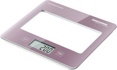 Кухонные весы Redmond RS-724 (розовый) - общий вид