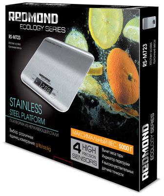 Кухонные весы Redmond RS-M723 - упаковка