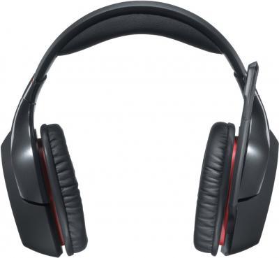 Наушники-гарнитура Logitech Gaming Headset G930 - общий вид