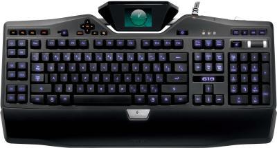 Клавиатура Logitech G19 Gaming Keyboard (920-000977) - общий вид