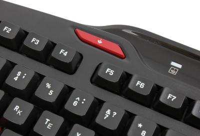 Клавиатура Logitech G103 (920-005059) - клавиши