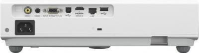Проектор Sony VPL-DX125 - вид сзади
