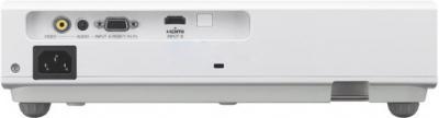 Проектор Sony VPL-DX140 - вид сзади