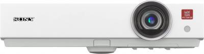 Проектор Sony VPL-DW120 - вид спереди