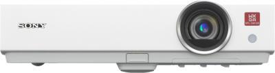 Проектор Sony VPL-DW125 - вид спереди