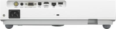 Проектор Sony VPL-DW125 - вид сзади