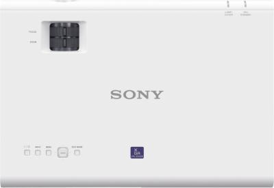 Проектор Sony VPL-EX225 - вид сверху