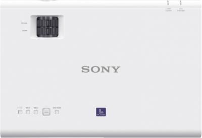 Проектор Sony VPL-EX241 - вид сверху