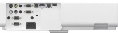 Проектор Sony VPL-EX275 - вид сзади