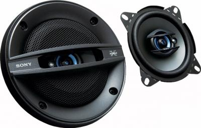 Коаксиальная АС Sony XS-F1037SE - общий вид
