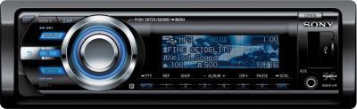 Автомагнитола Sony CDX-GT747UI - общий вид