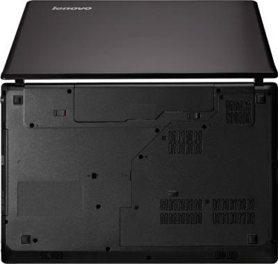 Ноутбук Lenovo G580 (59359870) - вид снизу