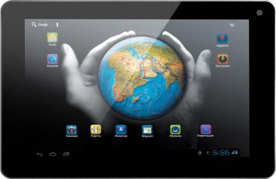 Планшет Prology Evolution TAB-750 8GB Black - фронтальный вид