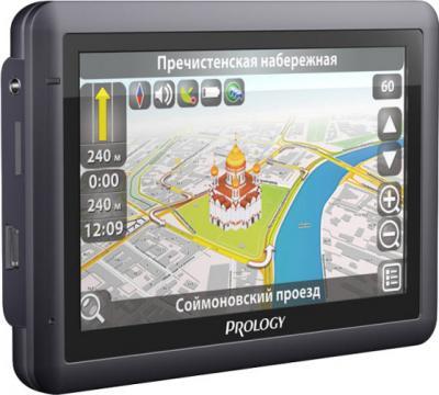 GPS навигатор Prology iMap-510AB+ - общий вид