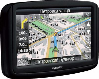 GPS навигатор Prology iMap-412M - общий вид