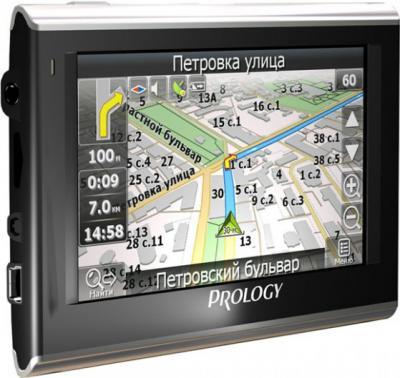 GPS навигатор Prology iMap-5000M - общий вид