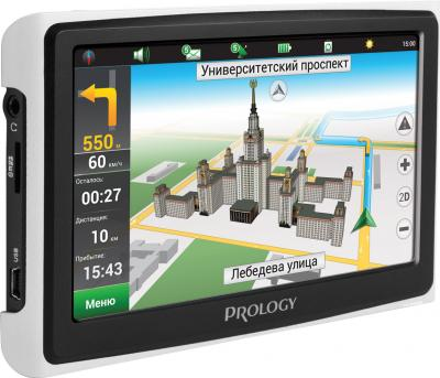 GPS навигатор Prology iMap-5300 - общий вид