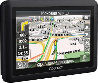 GPS навигатор Prology iMap-536T - общий вид