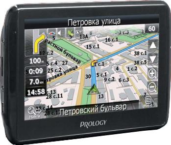 GPS навигатор Prology iMap-534T - общий вид